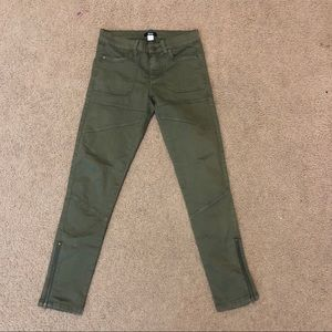 BDG camo colored jeans